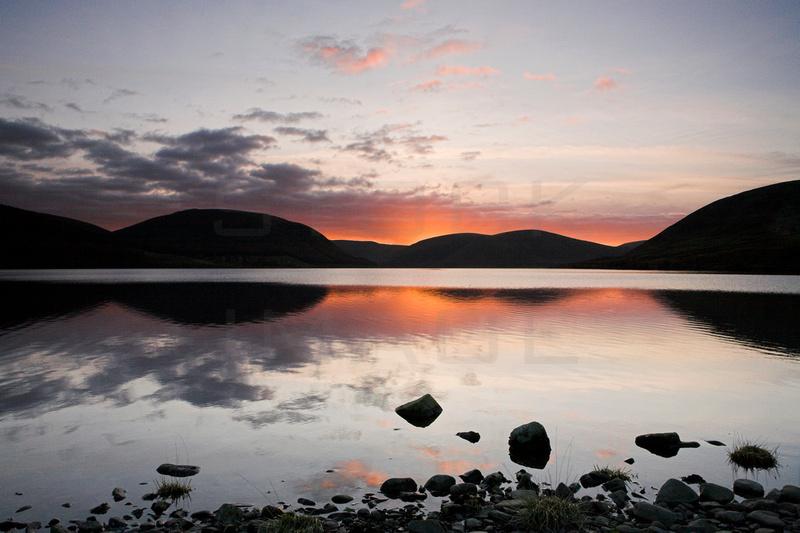 St Mary's Loch Sunset_2309