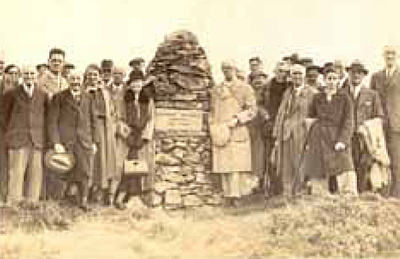 Drysdale Monument Opening-35