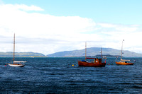 Boats in Sound of Jura_6329
