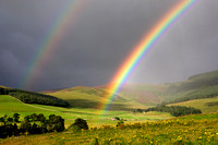 Double Rainbow below Orchard Rig_1574
