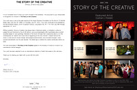 Story of the Creative Letter of Recognition_2013