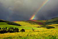Double Rainbow over Chester Hill_1563