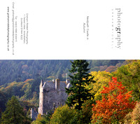 Neidpath Castle in Autumn_2015-1