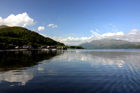 Luss meets Ben Lomond
