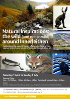 Natural Inspirations Exhibition Poster